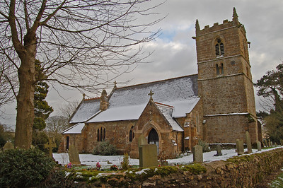 St. Peter's Church, Normanby-le-Wold