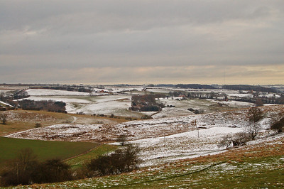 South of Normanby-le-Wold