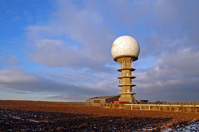 Radar Station at Normanby Top