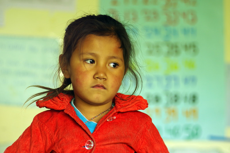 Dolkar at Primary School