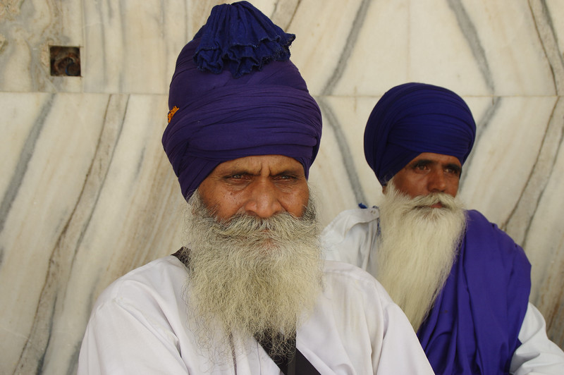 Sikhs in New Delhi
