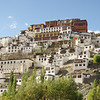 The ancient gompa of Thikse