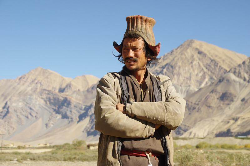 A horseman from Pishu