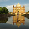 Safdarjung Tomb at sunsetr, New Delhi