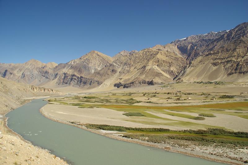 The Zanskar River
