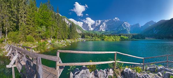 Laghi di Fusine - Alpi Giulie