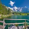 Secondo Lago di Fusine - foto n° 270508-927082