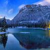Notturno al Lago di Raibl - foto n° 261010-371421