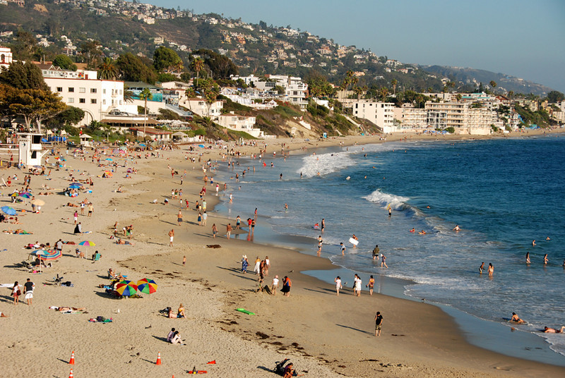 A day at Laguna Beach