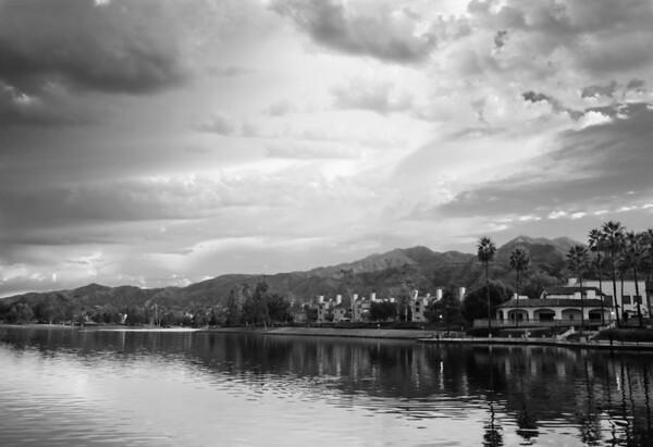 Rancho Santa Margarita Lake