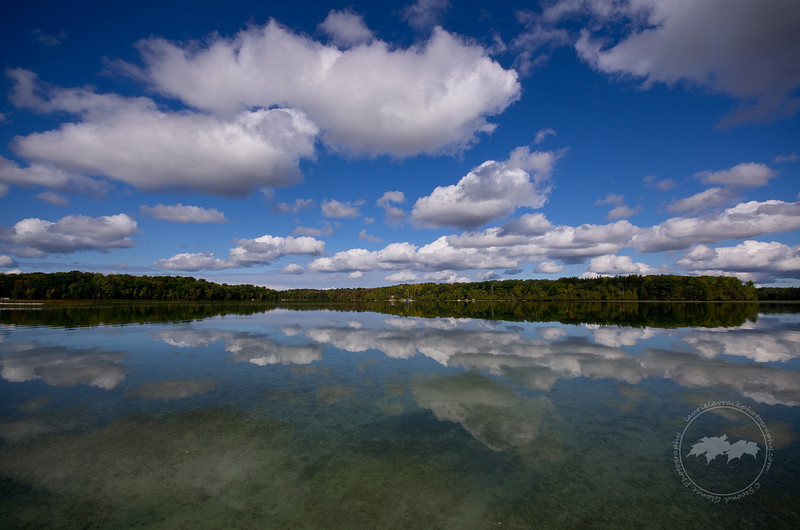 Mirror, mirror on the lake #2