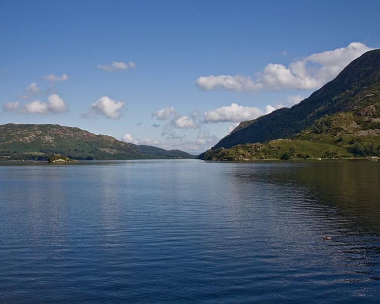 Lake District -Ullswater