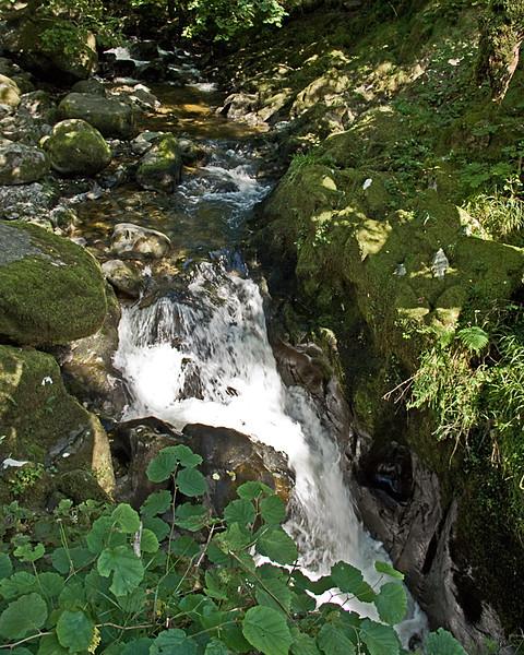 Lake District - Ailsa Force