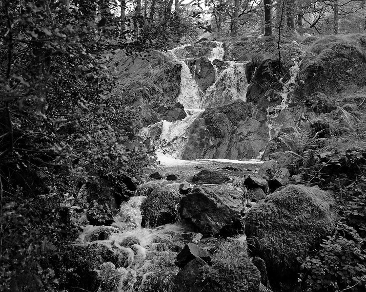 Tarn Hows and Tom Gill Falls