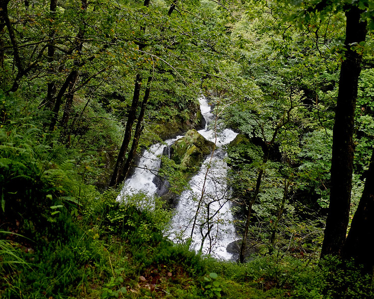 Colwith Falls