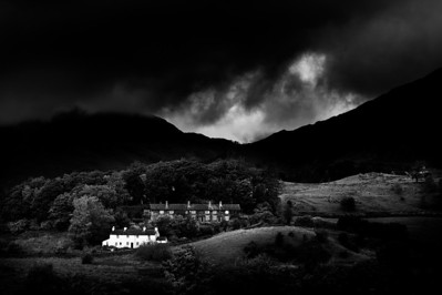 Little Langdale, The Lake District