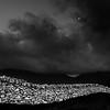 Moonrise over St Sunday Crag
