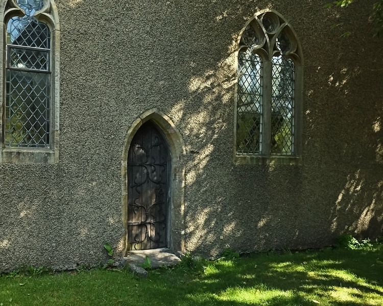 St. Oswald's Church Grasmere, the last resting place of William and Mary Wordsworth