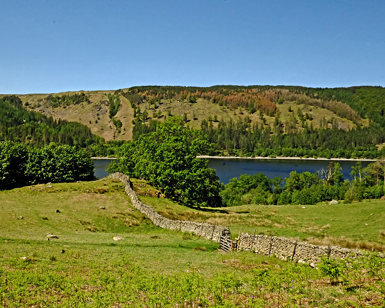 Thirlmere and Helvelyn