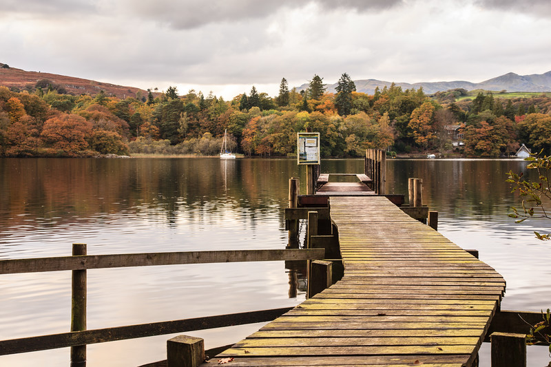 Autumn Jetty