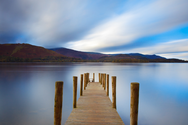 The Jetty, Derwent Water