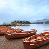 Row Boats at Derwent