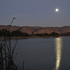 Lake Elizabeth Moon over the lake November 12, 2008
