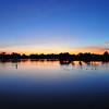 Lake Elizabeth Sunset 2008-12-11