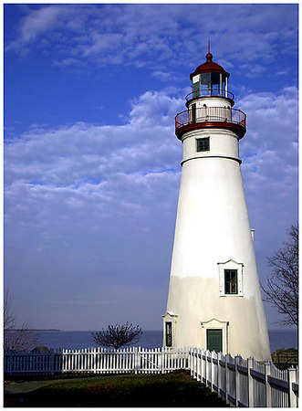 Lake Erie Landscapes & Lighthouses