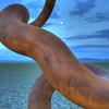 Sculpture on Lake George, 2010