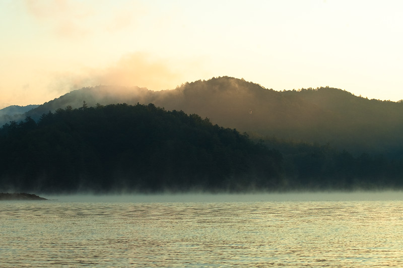 Lake Jocassee, Oconee County, SC