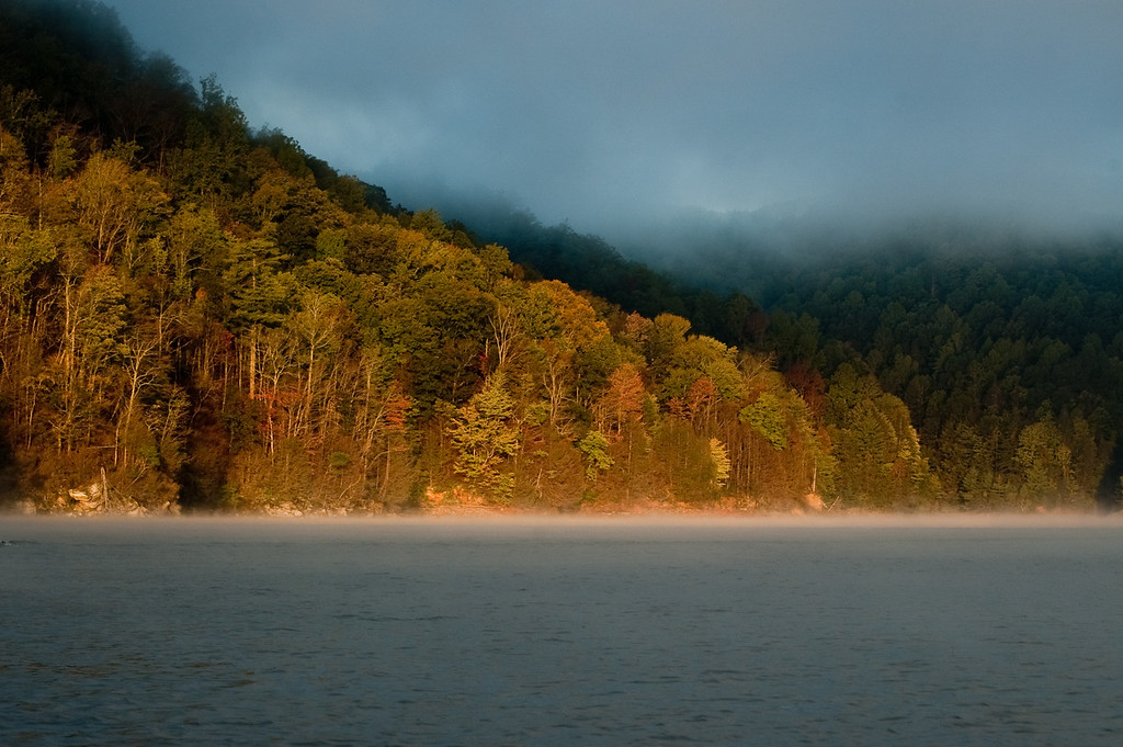 Lake Jocassee, Oconee County, SC