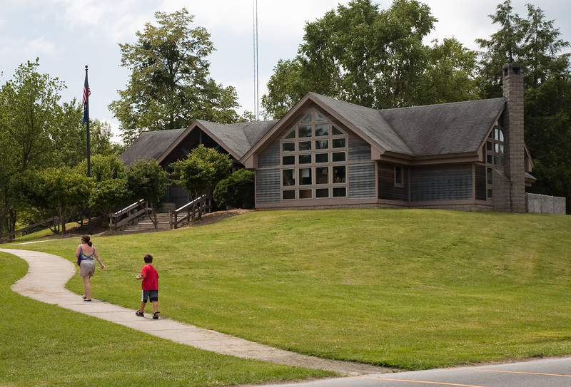 "Devils Fork State Park Administration Building<br />  <a href=""http://www.oconeecountry.com/devilsforkstatepark.html"">http://www.oconeecountry.com/devilsforkstatepark.html</a>"