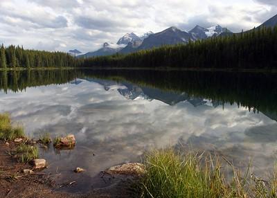 Lake Louise and Banff