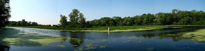 Mississippi Backwater / Boat Landing