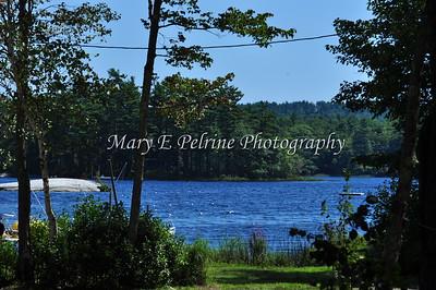 Lake Pemaquid Scenery