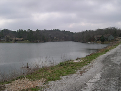 Lake Rayburn 2008