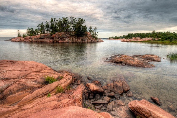 Chikanishing Trail<br /> Killarney Provincial Park