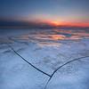 Frozen Katherine Cove