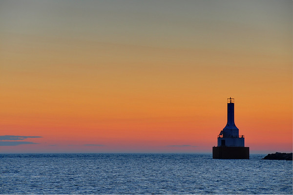 Lake Superior Sunsets
