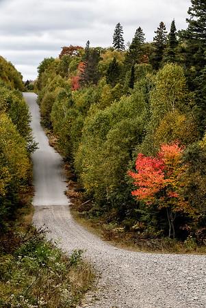 Mijinemungshing Lake Rd, Lake Superior Provincial Park