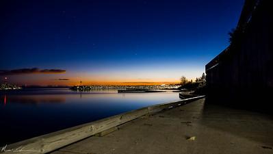 Sinking Dock