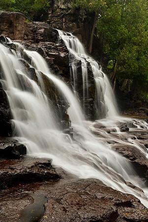 Upper Gooseberry Falls, MN