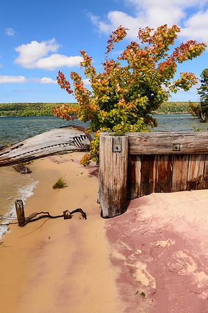 Sand Point, MI