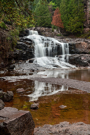 Lower Gooseberry Falls, MN