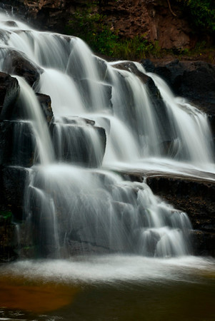 Middle Gooseberry Falls, MN