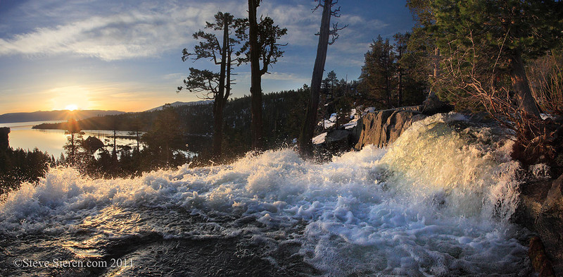 Eagle Falls, Emerald Bay, Lake Tahoe, California / Nevada