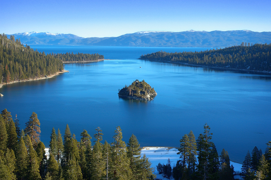 Emerald Bay - Keep Tahoe Blue