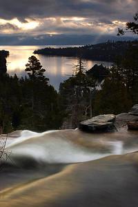 Emerald Bay Lake Tahoe 2006