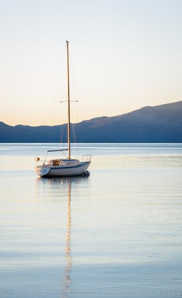 Western Shore marina, Lake Tahoe